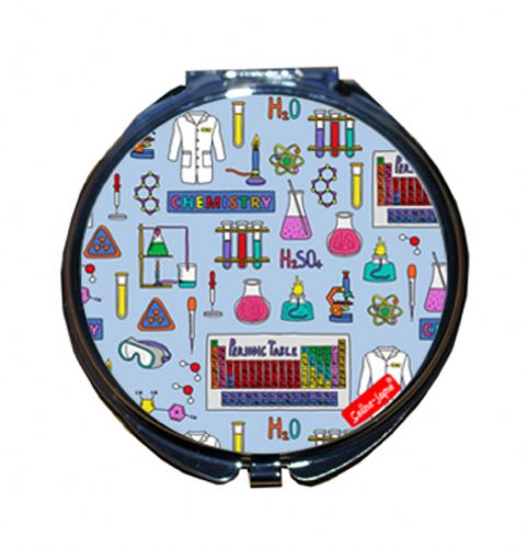 Selina-Jayne Chemistry Limited Edition Designer Compact Mirror